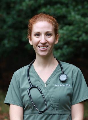 Dr. Corrin McCann